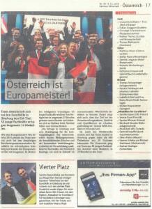 Kärntner Wirtschaft 09.12.2016 EuroSkills