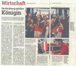 Kleine Zeitung 06.12.2016 EuroSkills