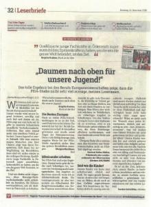 Kleine Zeitung 13.12.2016 EuroSkills