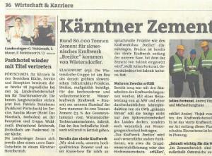 Woche Kärnten 01.02.2017 Tourismus