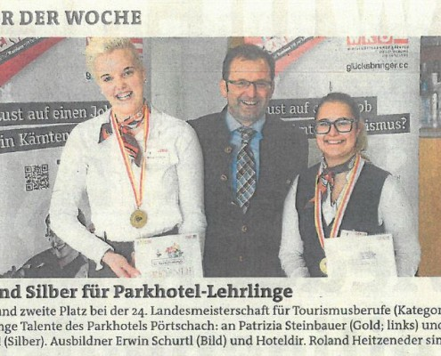 Woche Kärnten 28.02.2017 Tourismus