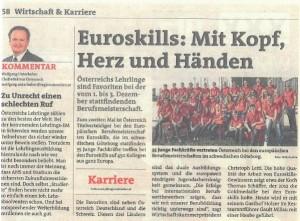 Woche Kärnten 30.11.2016 EuroSkills
