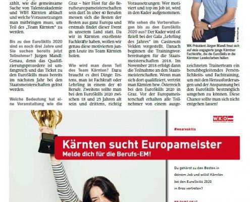 Regionalmedien 15.11.2017 EuroSkills