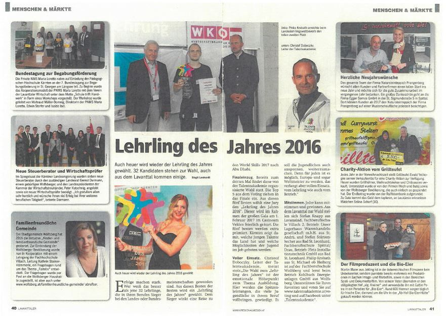 Regionalmedien 28.12.2016 Lehrling des Jahres (3)