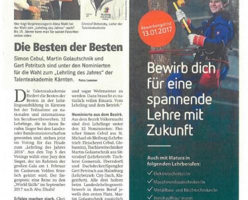 Regionalmedien 28.12.2016 Lehrling des Jahres (5)