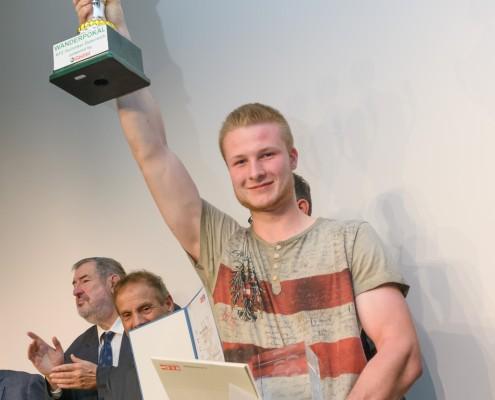 Siegerbild Rene Grubelnig