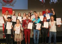 Junior Sales Champion Austria Wirtschaftskammer Salzburg Foto: Franz Neumayr    10.10.2018