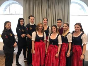 Gruppenfoto Team Kärnten