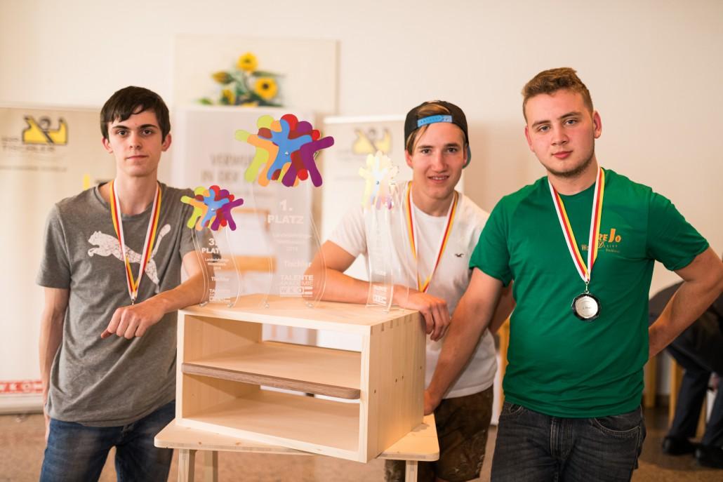 Landeslehrlingswettbewerb der Tischler in Völkermarkt 2019, Wirtschaftskammer Kärnten Landesinnung der Tischler und Holzgestalter