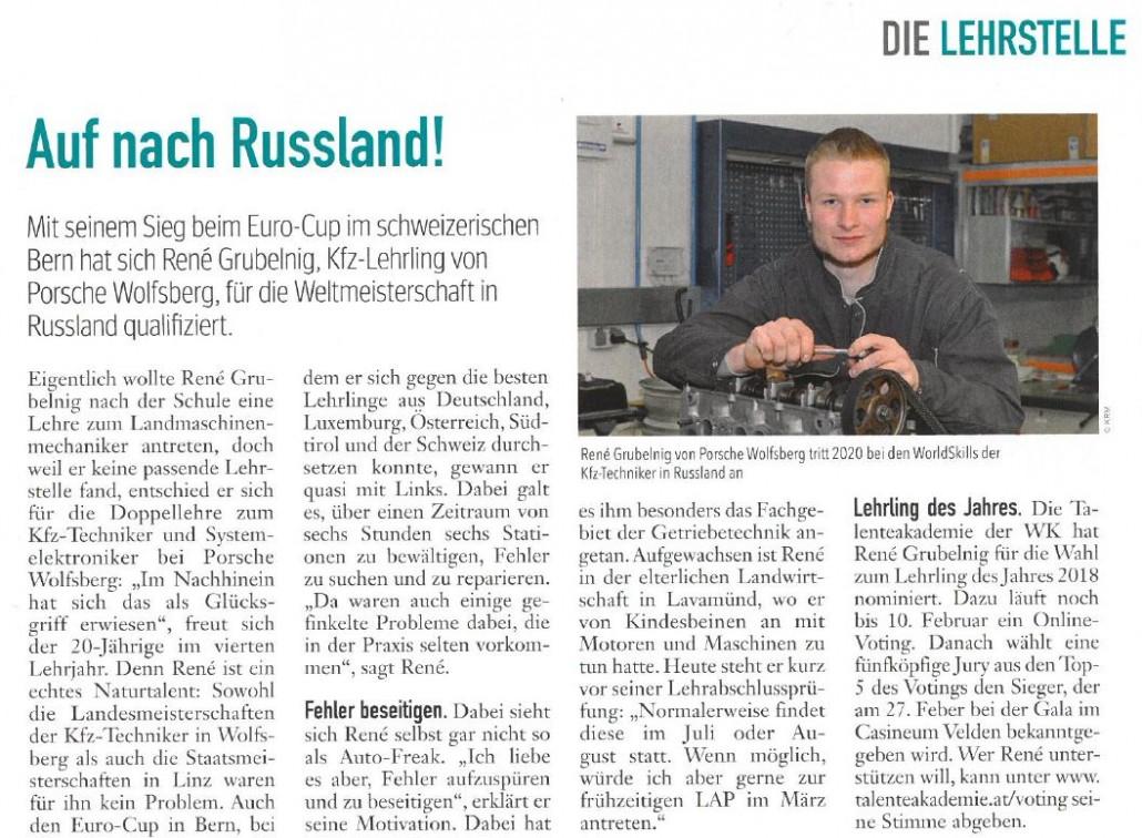 Rene Gruberlnig - Lavantaler 23. 01.2019