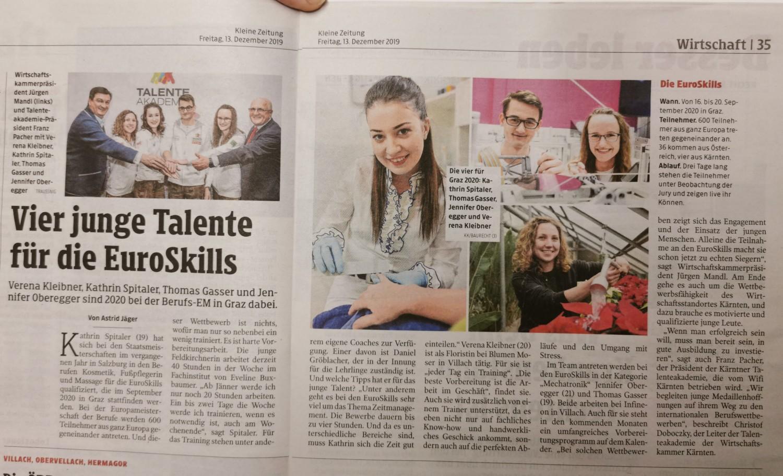 Kärntner Kleine Zeitung